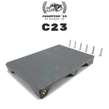 PROCRAWLER® Flatgekko™ C23 V1 Supaflat™ Bed