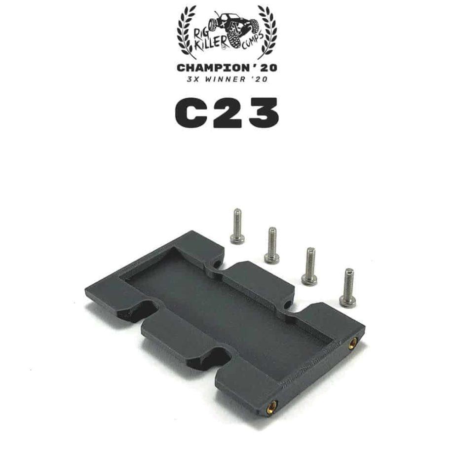 PROCRAWLER® Flatgekko™ C23 V1 Universal Skid Plate