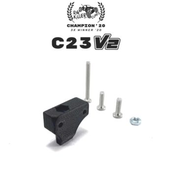PROCRAWLER® Flatgekko™ C23 V2 Panhard Mount