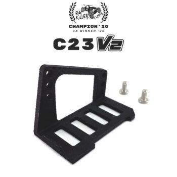 PROCRAWLER® Flatgekko™ C23 X-Low™ V1/V2  Adjustable CMS Right Side LCG E-tray