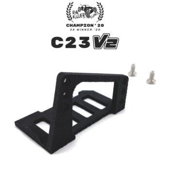 PROCRAWLER® Flatgekko™ C23 X-Low™ V1/V2 Adjustable CMS Left Side LCG E-tray
