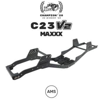 PROCRAWLER® Flatgekko™ C23 V2 Maxxx™ LCG AMS Chassis Kit