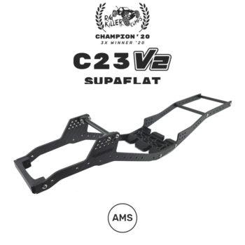 PROCRAWLER® Flatgekko™ C23 V2 Supaflat™ LCG AMS Chassis Kit