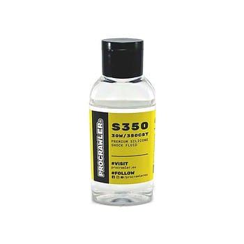 PROCRAWLER® S350 30W/350cSt Premium Silicone Shock Fluid (50ml)