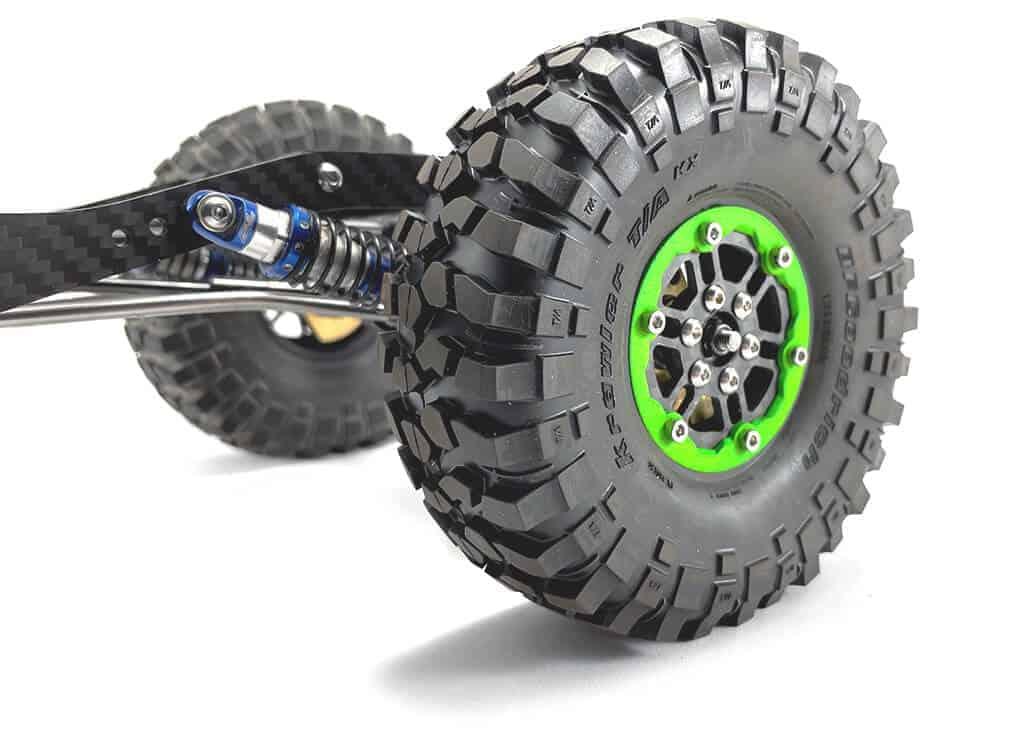 PROCRAWLER® Flatgekko™ Stonerockr™ LCG Offset Wheels